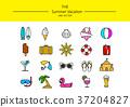 line icon set 005 37204827