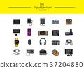 line icon set 011 37204880