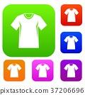 Men tennis t-shirt set collection 37206696