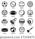 sport, balls, equipment 37206875