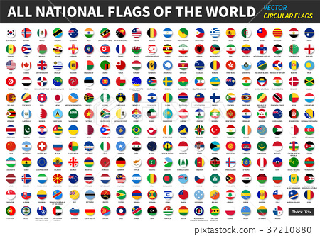 All official national flags of the world . 37210880