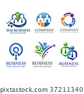 people business and leadership logo 37211340