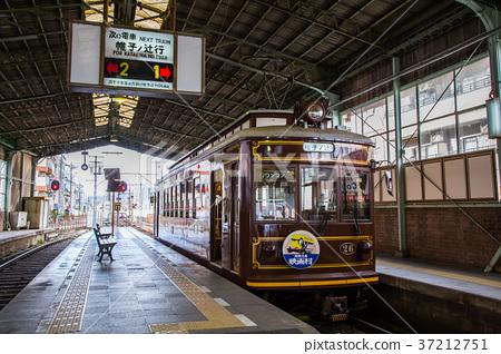 日本關西電車火車Asia Japan Kansai tram 37212751