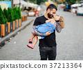 child, cute, girl 37213364
