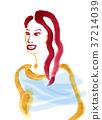 紅頭髮的女人 37214039