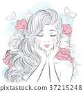女性 女 女生 37215248