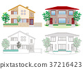 房子的插圖 37216423