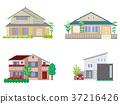 房子的插圖 37216426