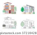 房 房屋 房子 37216428