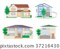 房子的插圖 37216430