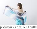 肚皮舞 成熟的女人 一個年輕成年女性 37217409
