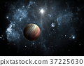 Exoplanets or Extrasolar planets with stars 37225630