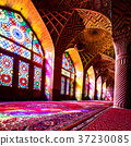 in iran colors from the   windows 37230085