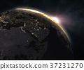 sun, earth, sunrise 37231270