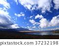 하늘과 구름과 후지산과 37232198