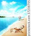 Summer background 018 37236705