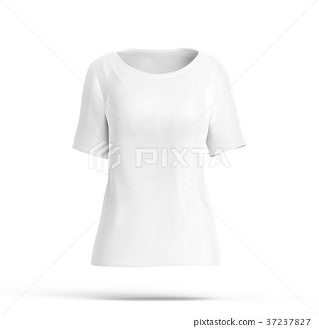 Elbow length shirt mockup 37237827