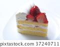 케이크, 케익, 조각 케이크 37240711