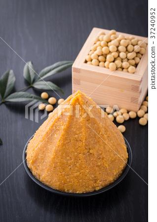 味噌 黃豆 大豆 37240952