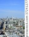 도쿄 도시 풍경 이케부쿠로 방면 37241277