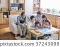 ครอบครัว,แผนที่,คนญี่ปุ่น 37243099