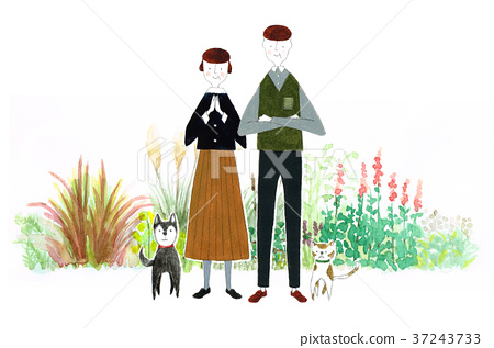即使退休后,我也会和我的丈夫和妻子保持良好的关系。 37243733