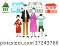 housing, residential, family 37243766