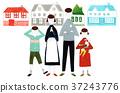housing, residential, family 37243776