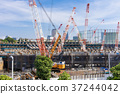 construction site, construction sites, construction work 37244042