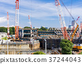 construction site, construction sites, construction work 37244043