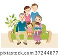 家庭 家族 家人 37244877