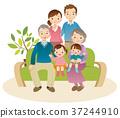 家庭 家族 家人 37244910