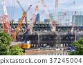 construction site, construction sites, construction work 37245004