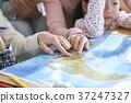 지도에서 단란 가족 여행 계획 37247327