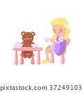 tea, bear, play 37249103