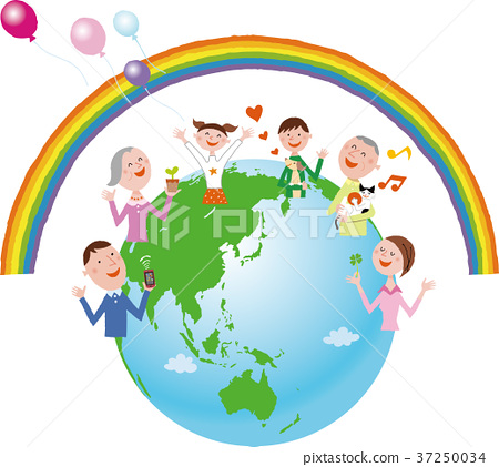 Earth and family 37250034