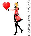 女生 女孩 女性 37252674