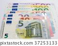 European banknotes 37253133