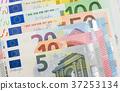 European banknotes 37253134