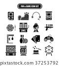 icon set fun 37253792