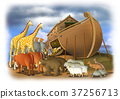 動物 聖經 洪水 37256713