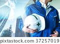 Helmet girl 37257019