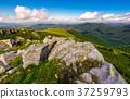 mountain, Carpathian, grassy 37259793
