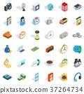 message, icon, isometric 37264734
