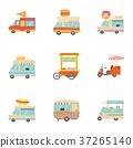 fast food truck 37265140