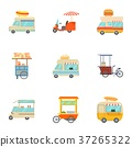 street food truck 37265322