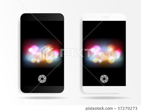 smartphone in caremr mode application 37270273
