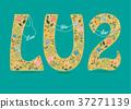 vector, letter, love 37271139