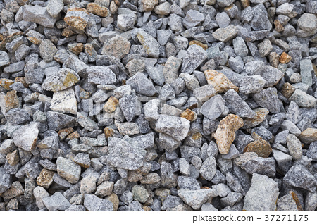 Pebbles and stones on the beach landscape 37271175