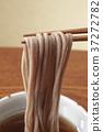 麵條 蕎麥麵條杯 筷子 37272782